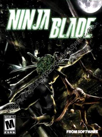 Free Download Games - Ninja Blade