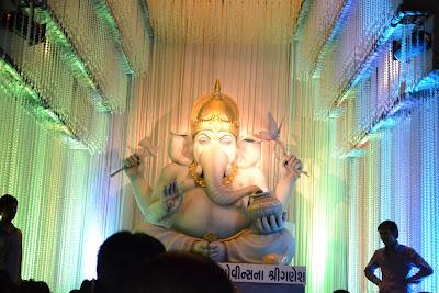 Indonesia Proviance Ganesh  Chaturthi Dabgarwad Surat  2012