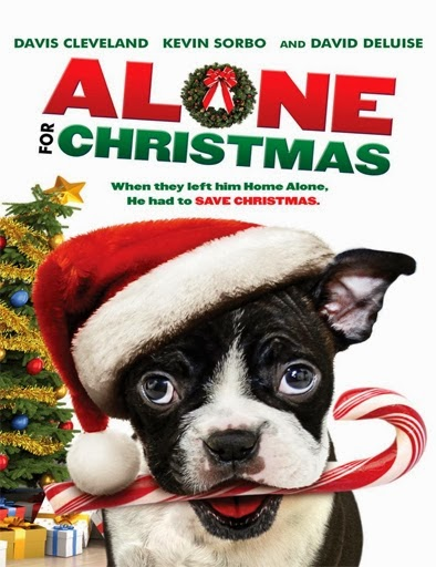 Ver Alone For Christmas (2013) Online