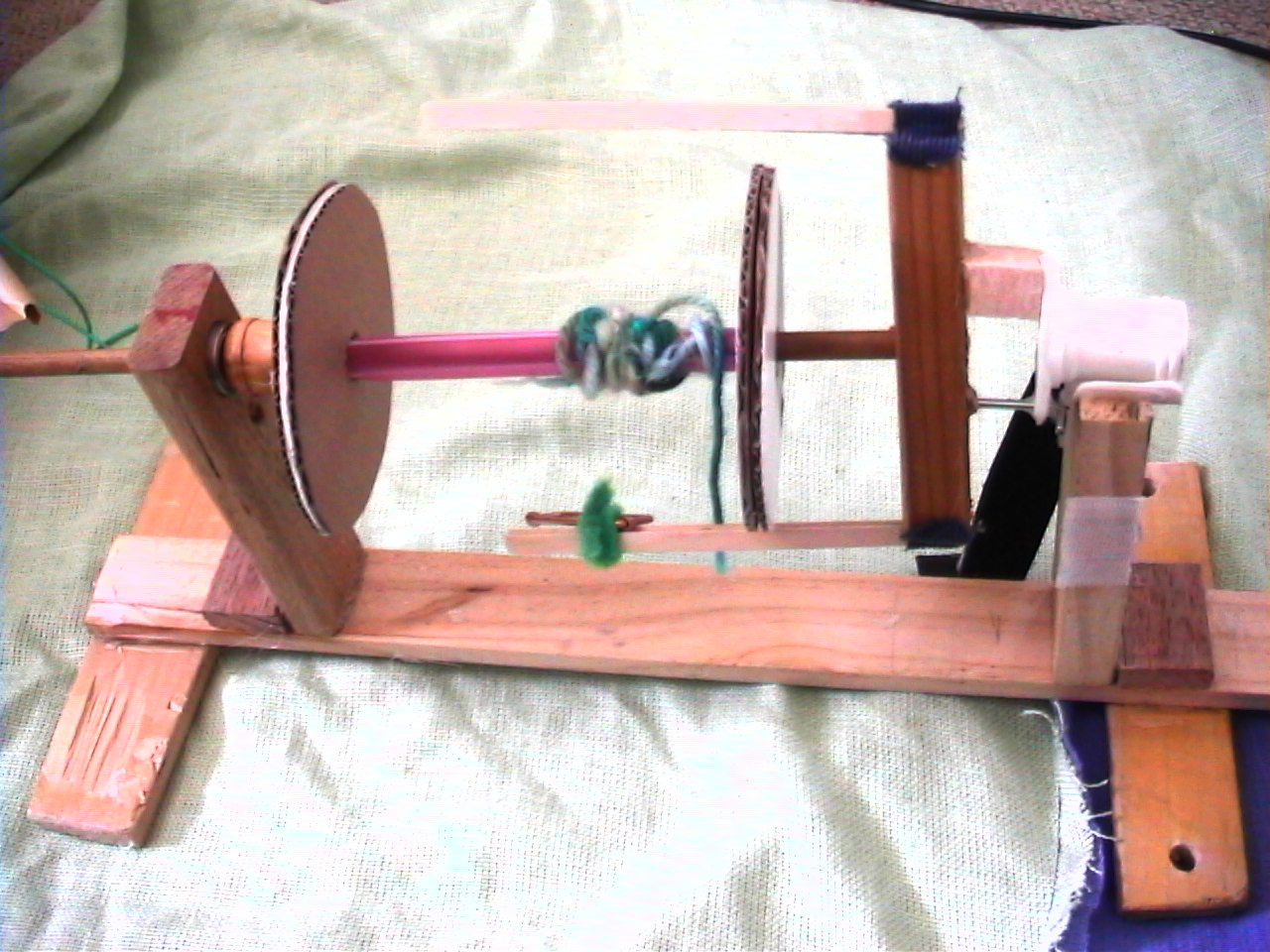 Diy Electric Spinning Wheel That Works
