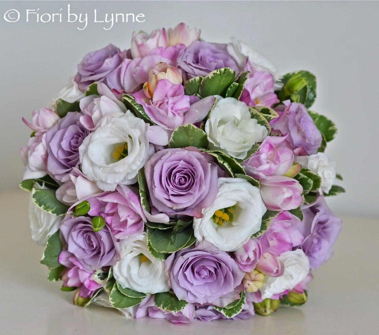 Wedding Flowers Blog Mias Pinklilac And White Wedding Flowers