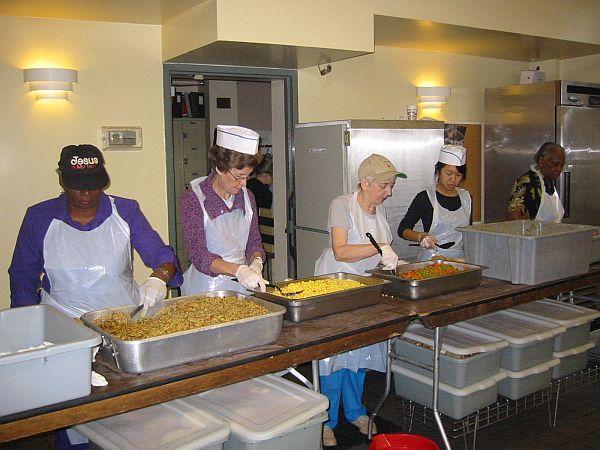 Soup Kitchen Volunteer Nyc Weekend