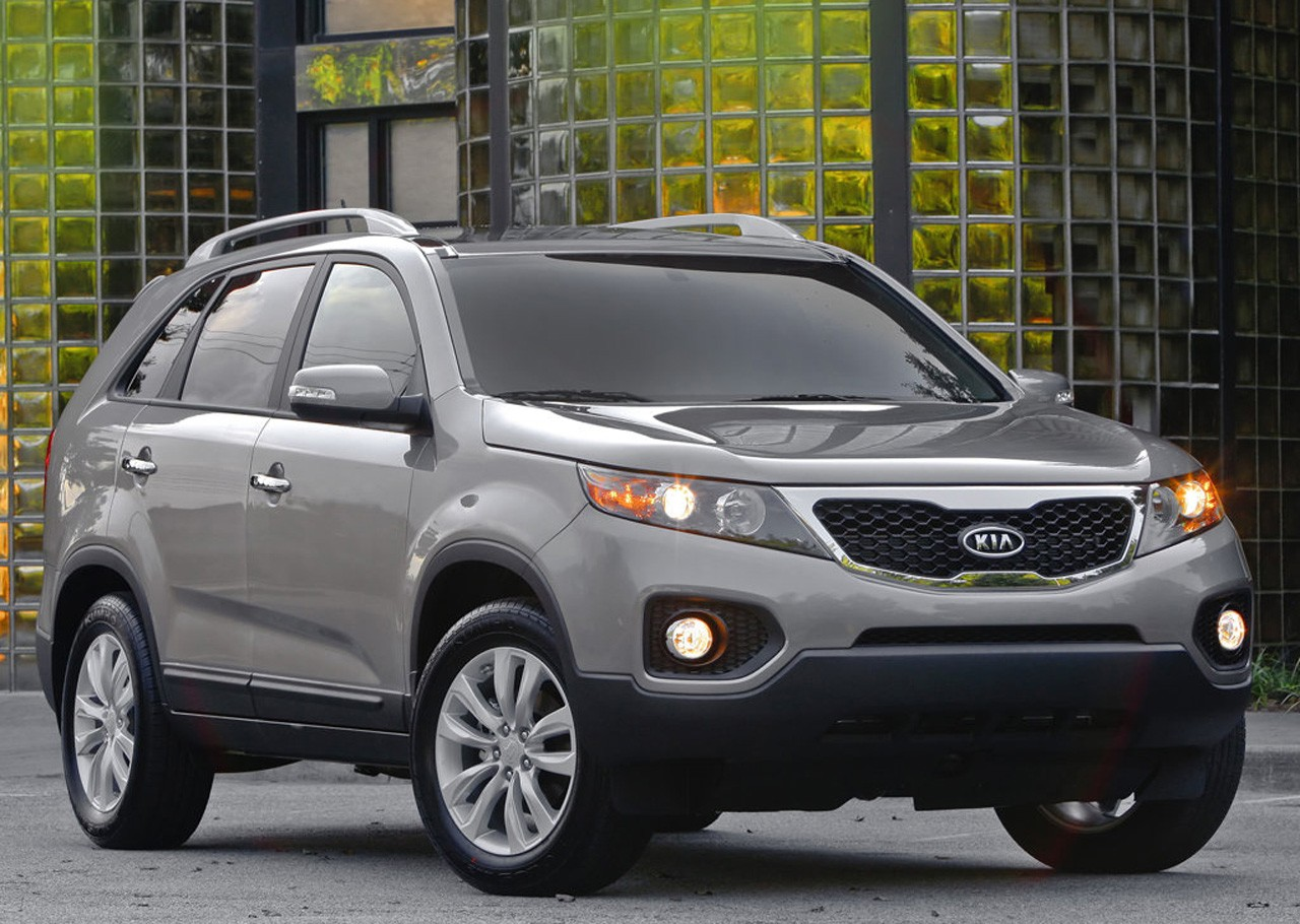 Wallpapers Cars Kia Sorento 2012