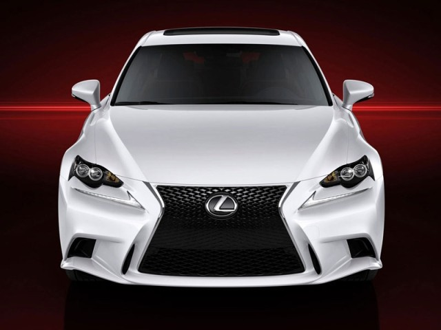 2014 new Lexus IS