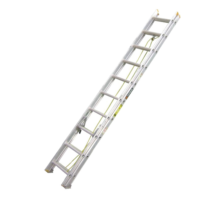Escaleras aluminio y fibra de vidrio - Escaleras extensibles de aluminio ...