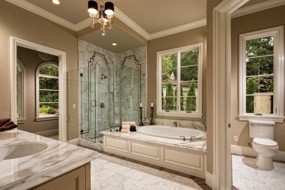 10 trucchi per rendere elegante una casa senza spendere molto home staging italia - Bagno classico elegante ...