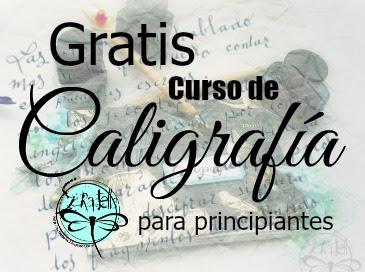 Curso de caligrafía para  principiantes