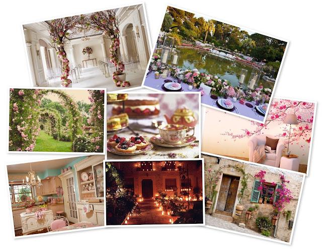 Exhibicion Mesas Banquete de Boda decoradas por Wedding Planners - Mi Boda Rocks Experience