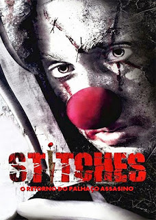Stitches: O Retorno do Palhaço Assassino - BDRip Dual Áudio