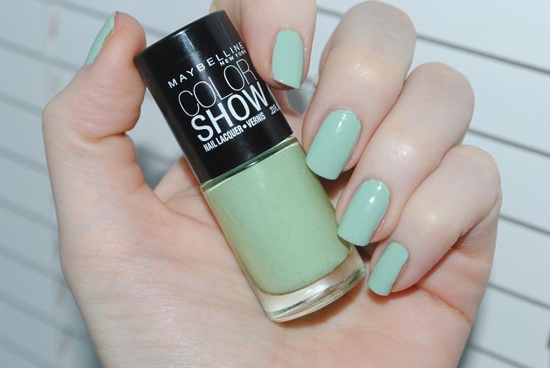 Se expresiva con tus manos, con la gama de esmaltes ColorShow de ...