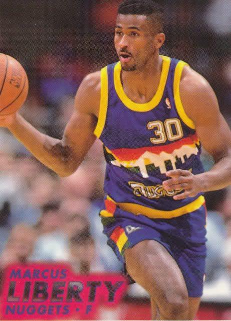 Simms Coliseum: Random NBA Player of the Week: Marcus Liberty