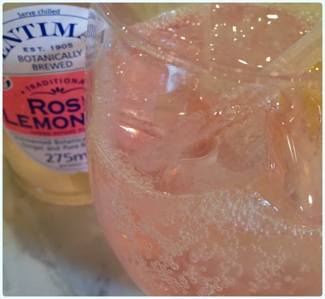 Rosylee Tea Room Manchester - Rose Lemonade