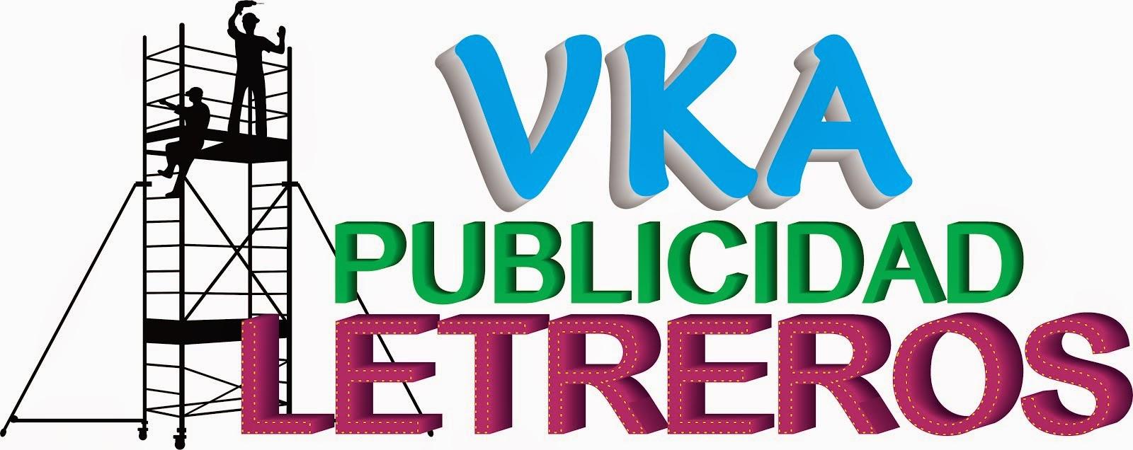 VKA PUBLICIDAD LETREROS S.A.C.