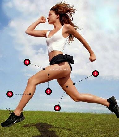 Mükemmel Bacaklar İçin 2 Egzersiz