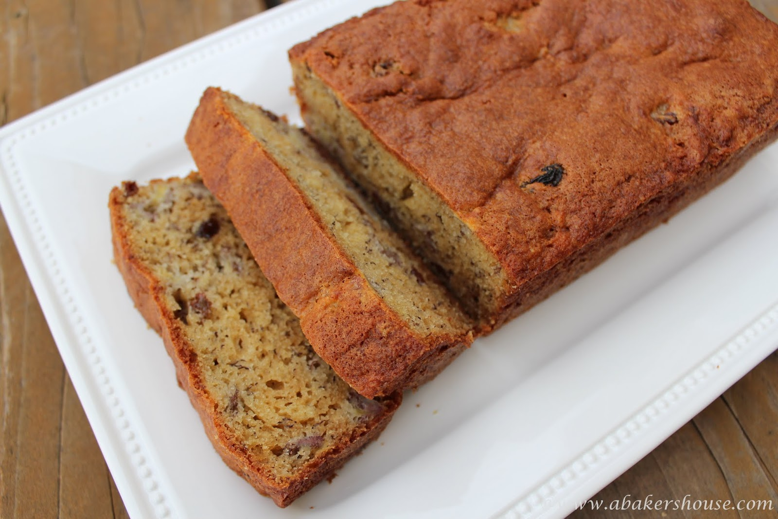 Image result for rum banana bread