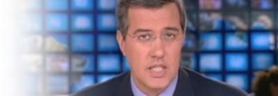 Ernesto Sáenz de Buruaga, presentador de Telediario y Antena 3 noticias
