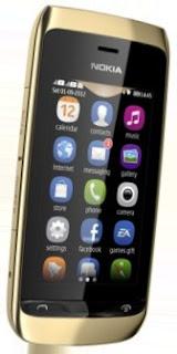 Harga Nokia Asha 308 dan Spesifikasi | Bakul Gadget