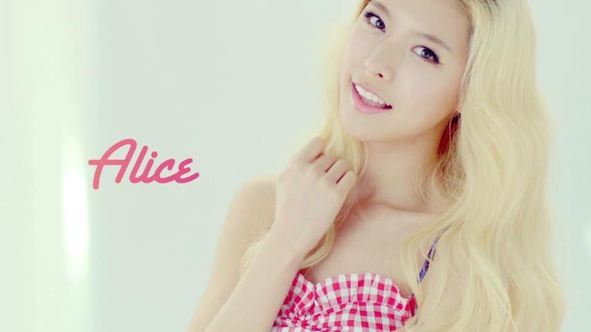 "Hello Venus >> mini-álbum ""What Are You Doing Today?"" - Página 3 Alice"