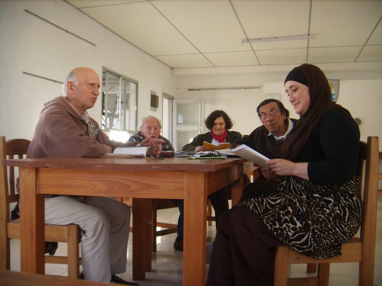 Grupo Escritores a la Rueda