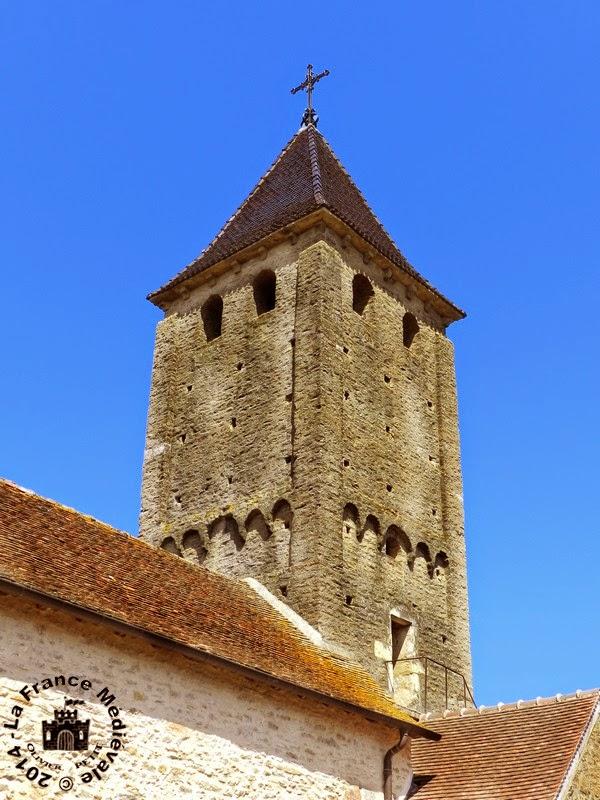 DONZY-LE-PERTUIS (71) - Eglise Saint-Julien