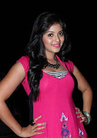 Actress Anjali latest stills at Settai movie audio launch function