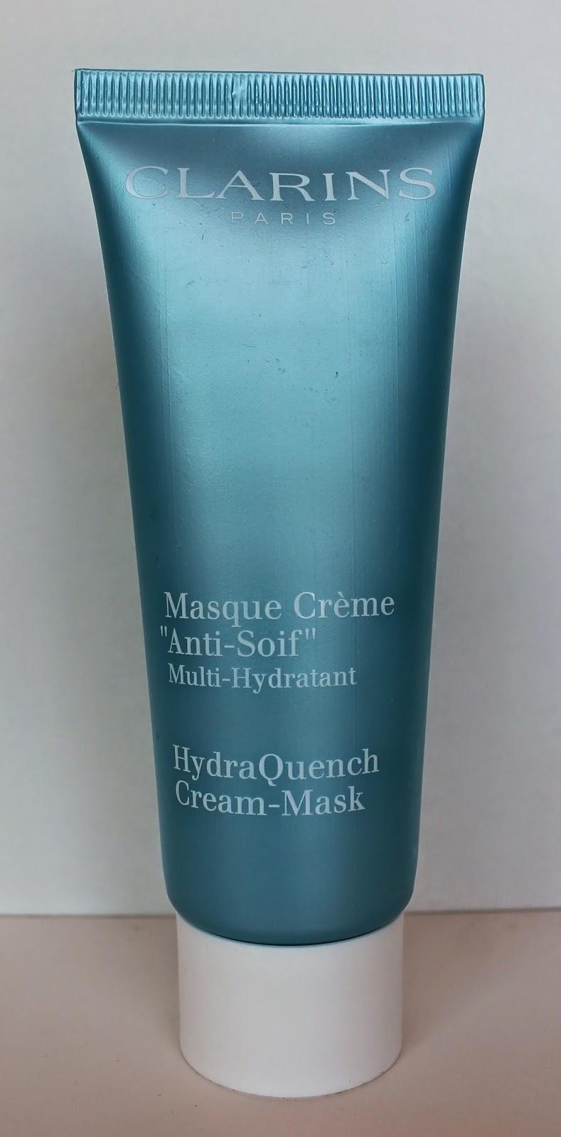 Clarins Masque Crème Anti-Soif