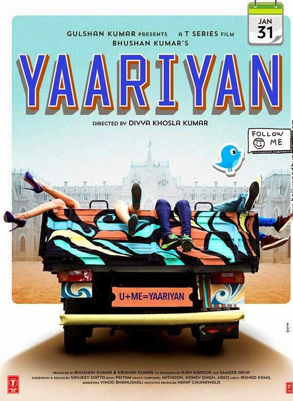Yaariyan Movie 2013 Cast Yaariyan First Look Po...