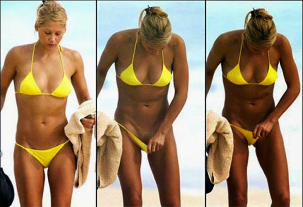Tennis Player Anna Kournikova