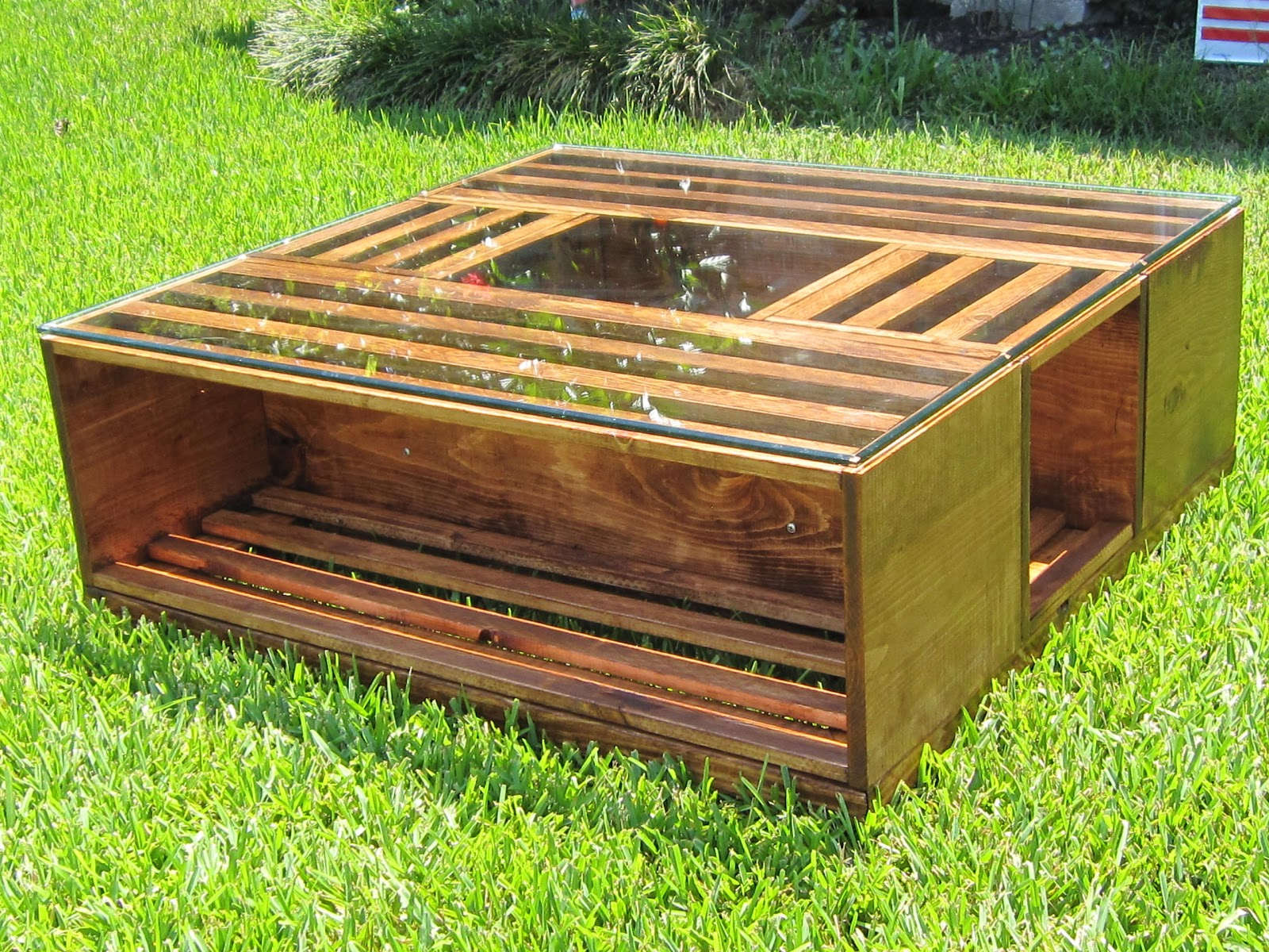 Coffee Table Crates