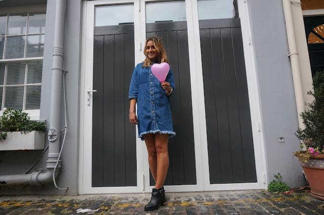 chloeschlothes - robe en jean