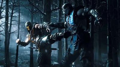 Mortal Kombat X, juegos de lucha