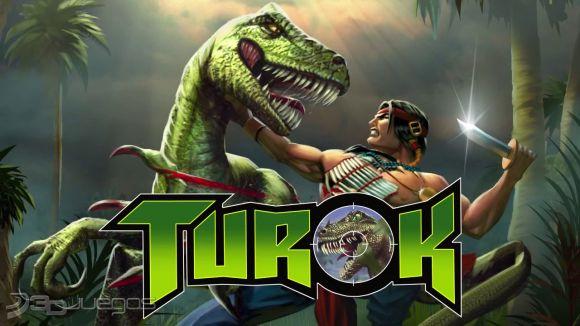 Reedición de Turok para pc 2015