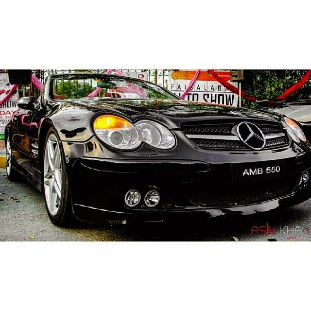 Mercedes of ayaz sadiq