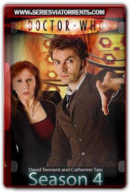 Doctor Who 4ª Temporada Dublado – Torrent BluRay Rip (2008)