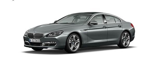 Harga Mobil BMW Seri 6