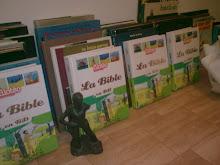 La Bible en BD. Editions Bayard, mars 2011.