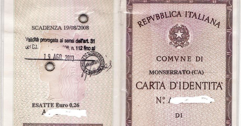 Javajossi carta d 39 identita for Check permesso di soggiorno
