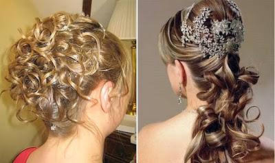 Top 5 Wedding Hairstyles, Bridal Hairstyles for long hair