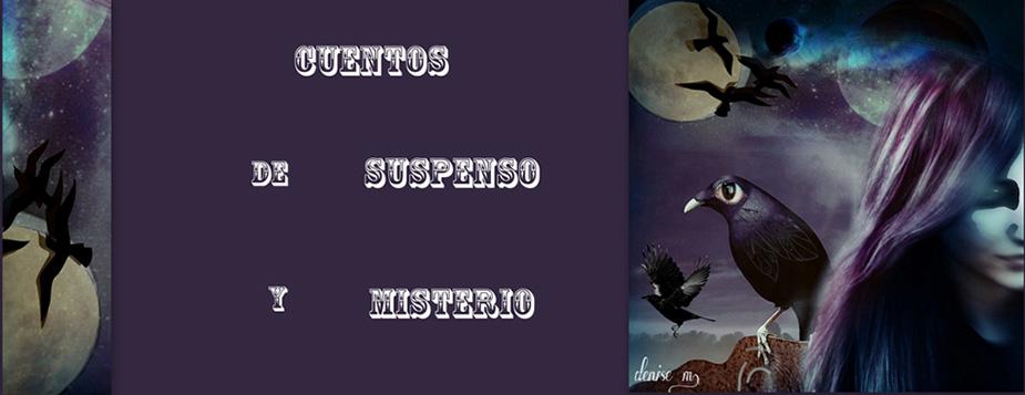 Cuentos de Suspenso y Misterio