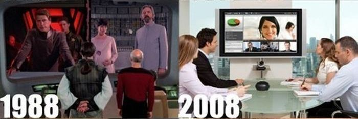 Star Trek Future Technology