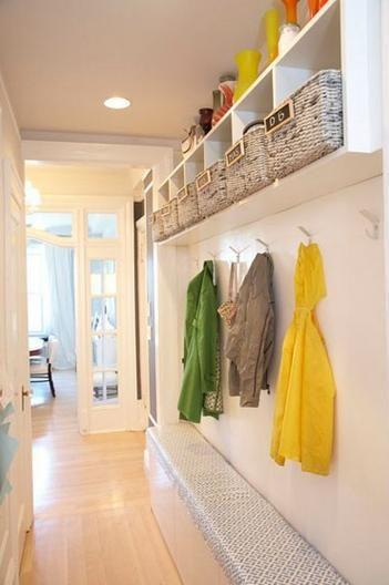 Hogar diez decorar pasillos estrechos for Espejos estrechos