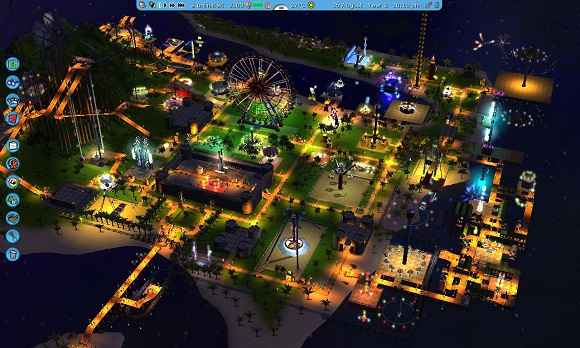 RollerCoaster Tycoon 3 Platinum PC Cracked
