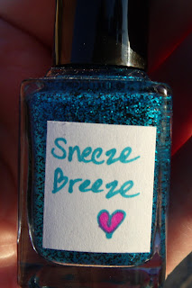 Sneeze Breeze Bottle