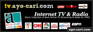 TV.AYO-CARI.COM : THE BEST INDONESIA WEB TV STREAMING