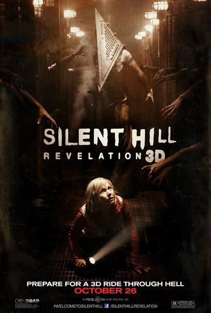 ดูหนังออนไลน์ใหม่ๆ HD ฟรี - Silent Hill 2 Revelation 3D (2012) เมืองห่าผี 2 DVD Bluray Master [พากย์ไทย]