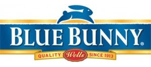 Blue Bunny logo