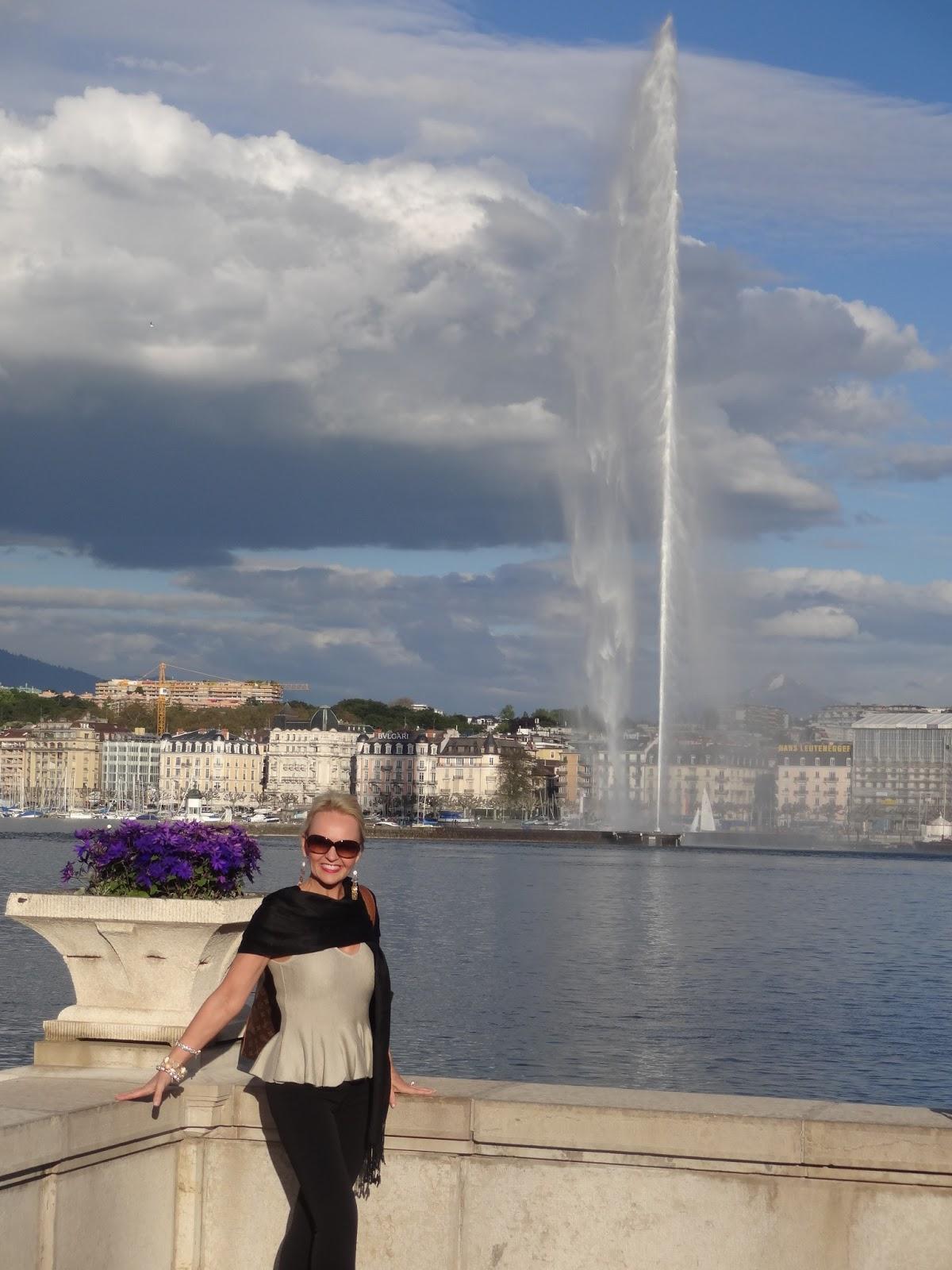 Breathtakingly Beautiful Geneva Switzerland
