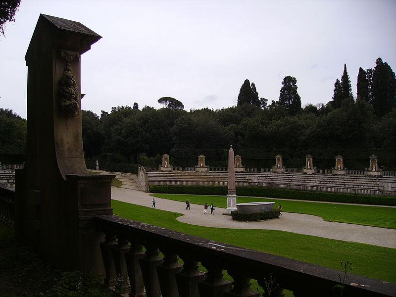 Amphitheatre, Boboli Gardens