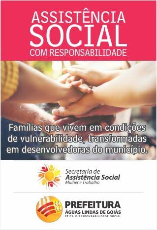 Assistencial social com responsabilidade