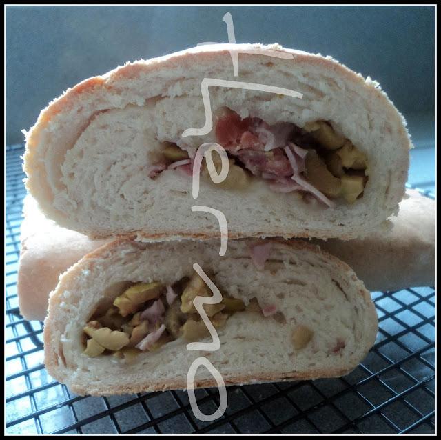 Pan de jamón receta casera